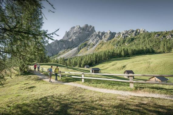 Holiday in Dolomites