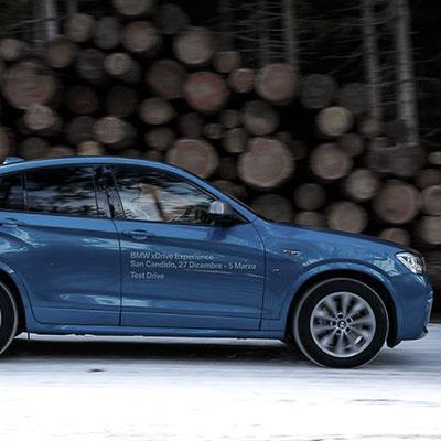 BMW xDrive Experience Three Peaks Dolomites