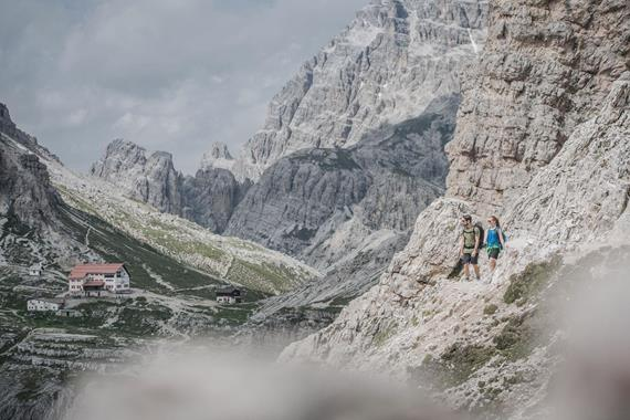 Hiking week in the Dolomites