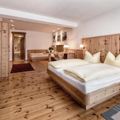 Accomodations at Braies
