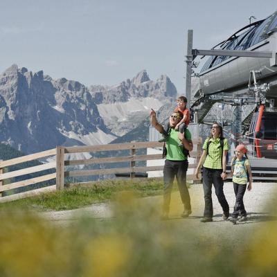 2 € Days in Three Peaks Dolomites
