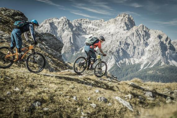Mountainbike Bike intensiv